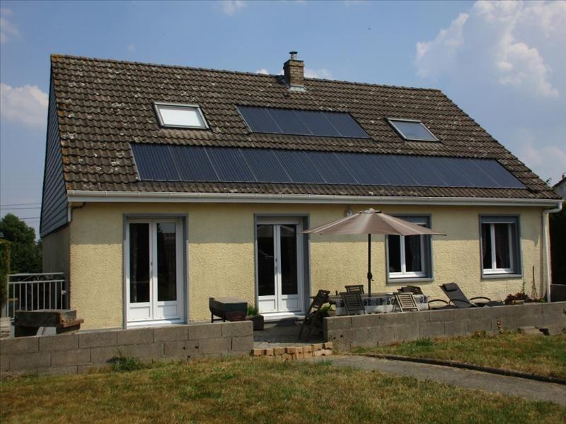 Sale house / villa Boisdinghem 182500€ - Picture 2