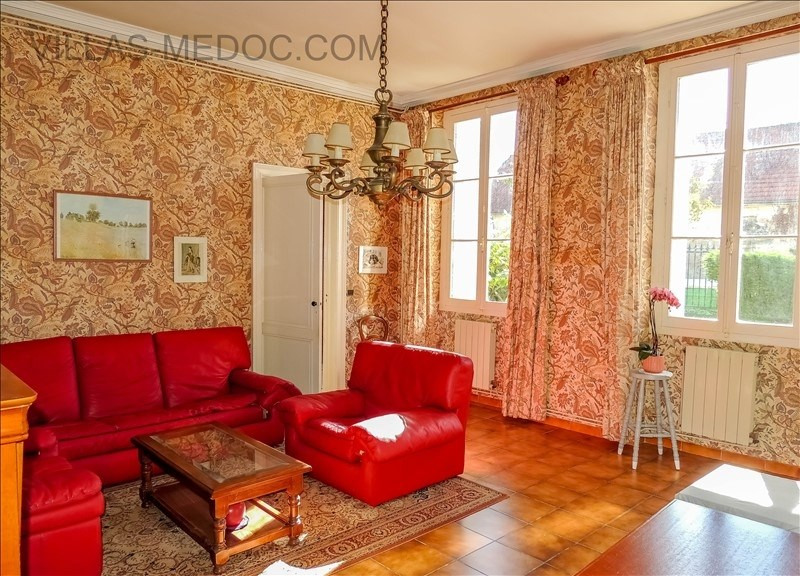 Vente maison / villa Saint christoly medoc 388 000€ - Photo 5