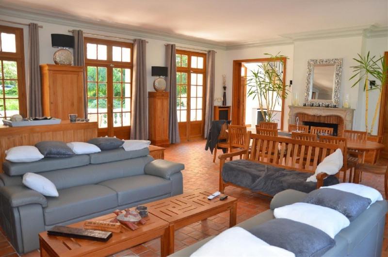 Vente de prestige maison / villa Bois le roi 1236000€ - Photo 4
