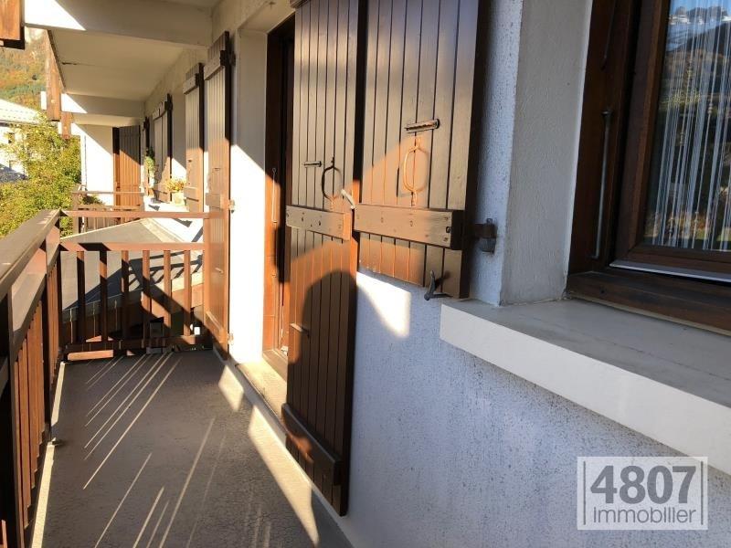 Vente appartement Sallanches 71000€ - Photo 1