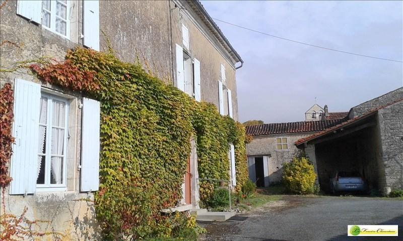 Vente maison / villa Fontaine chalendray 138000€ - Photo 2