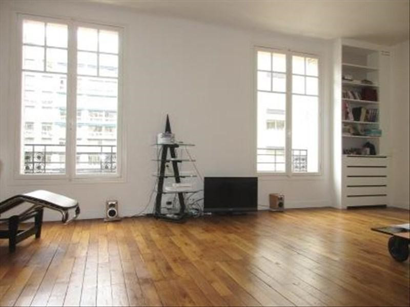 Rental apartment Paris 15ème 3 300€ CC - Picture 2