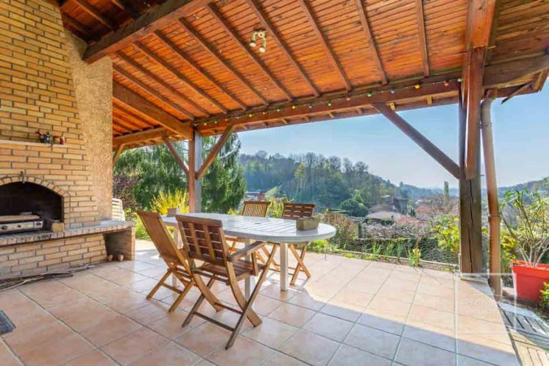 Vente de prestige maison / villa Saint didier au mont d'or 865000€ - Photo 3