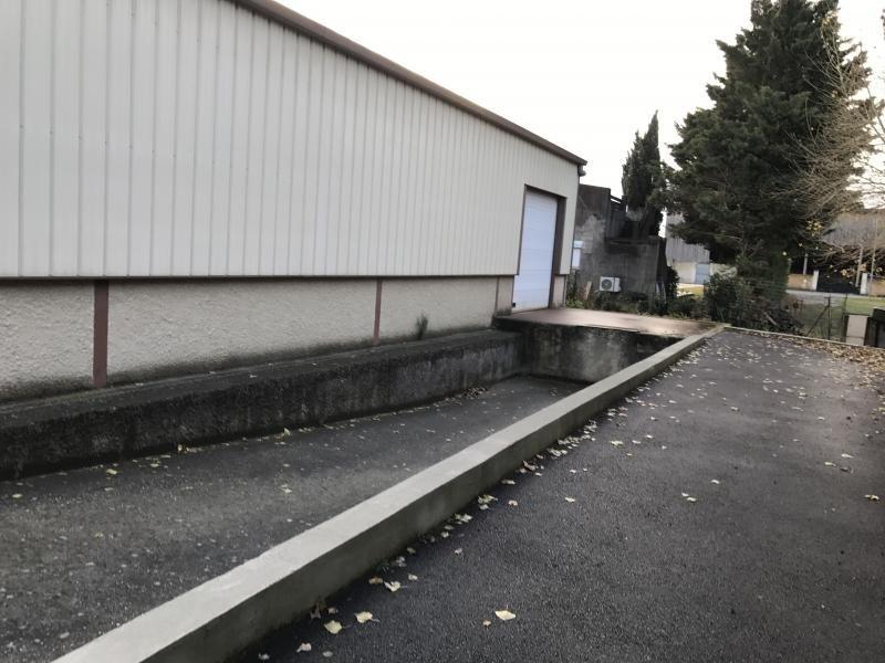 Vermietung geschäftsraum Portes les valence 1300€ HT/HC - Fotografie 4