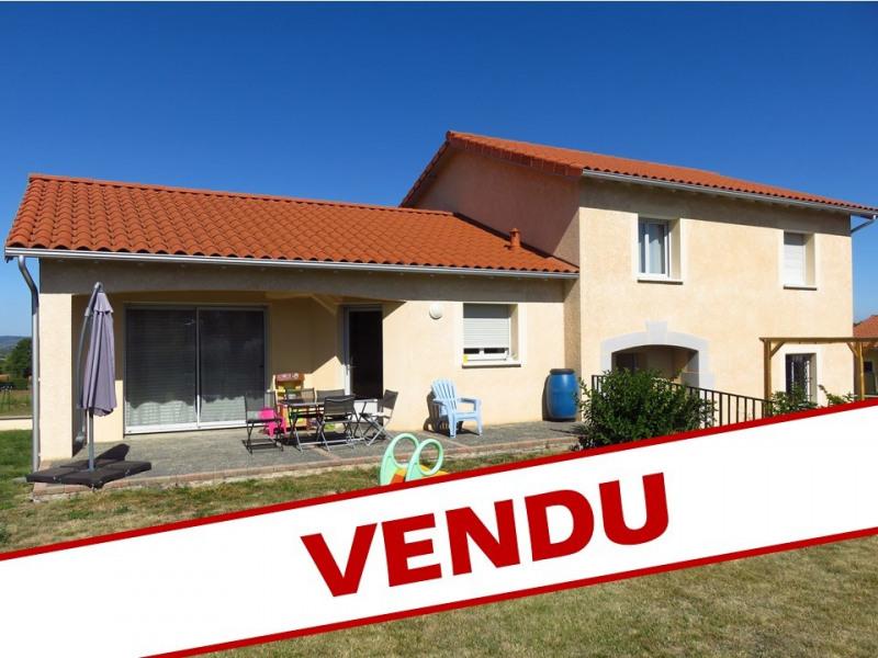 Vente maison / villa Chaspuzac 255000€ - Photo 1