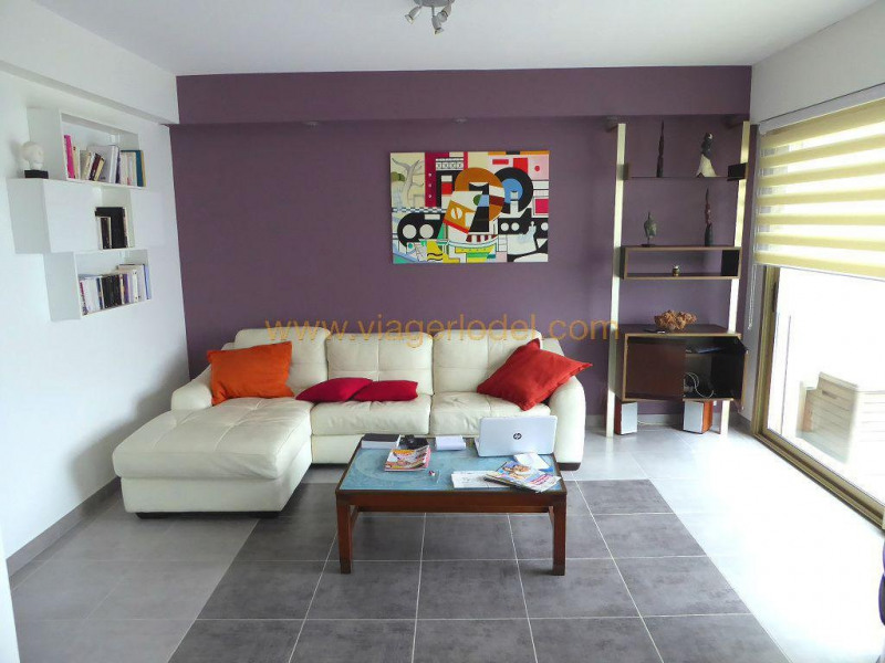 Viager appartement Cannes 205 000€ - Photo 2