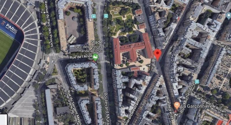Bureau Paris 16ème