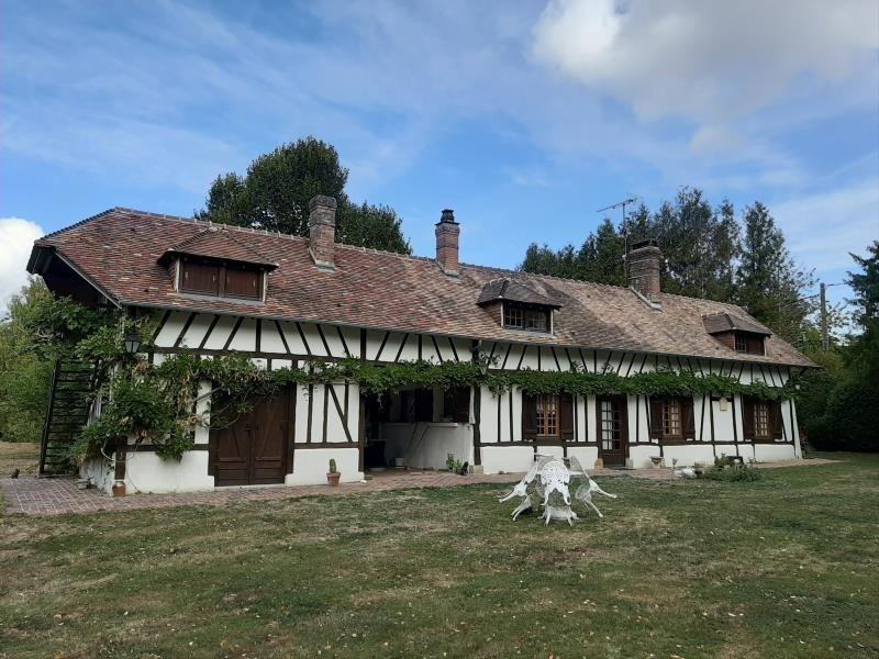 Vente maison / villa Conches en ouche 228000€ - Photo 1