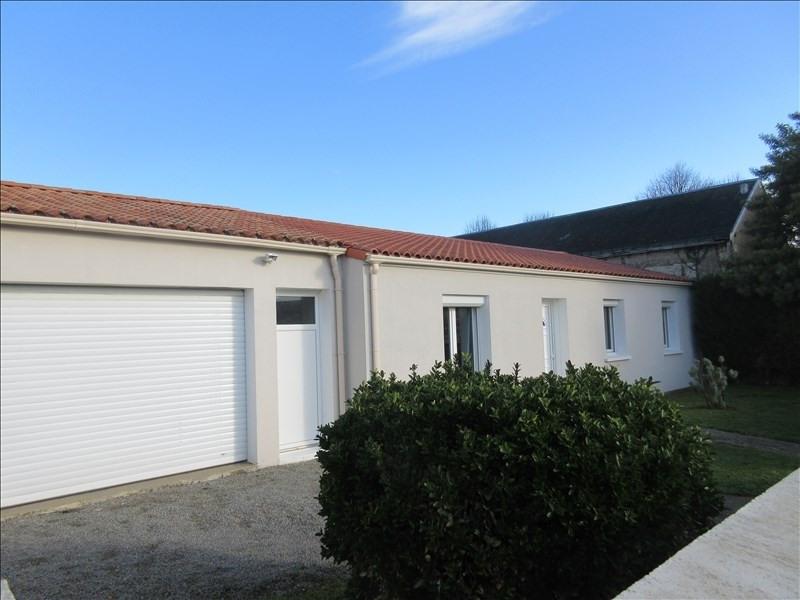 Vente maison / villa Paimboeuf 252000€ - Photo 1