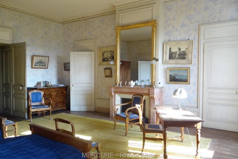 Vente de prestige château Pont-d'ain 1250000€ - Photo 6