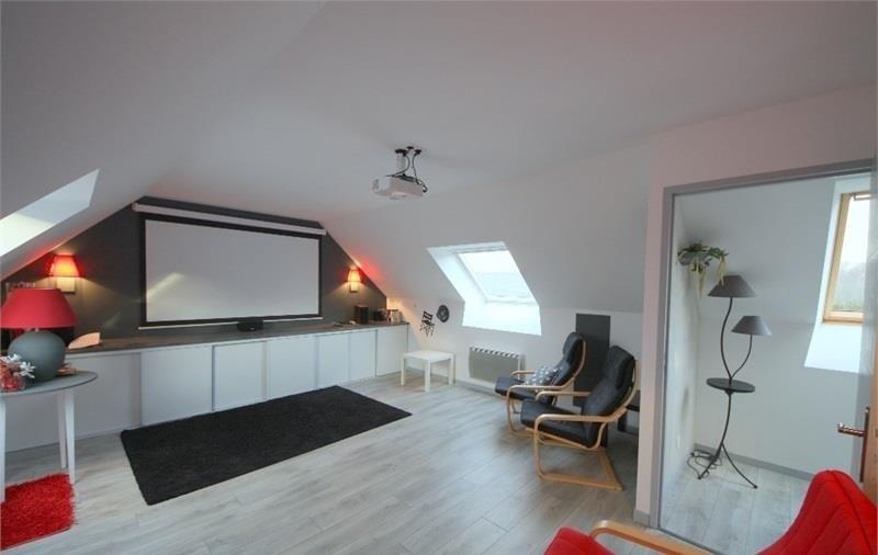 Revenda residencial de prestígio casa St evarzec 555500€ - Fotografia 4