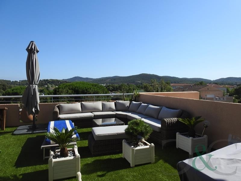 Vente de prestige appartement Bormes les mimosas 590 000€ - Photo 4