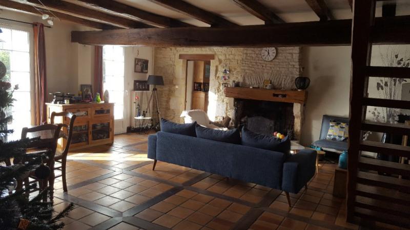 Sale house / villa St jean de liversay 328300€ - Picture 7