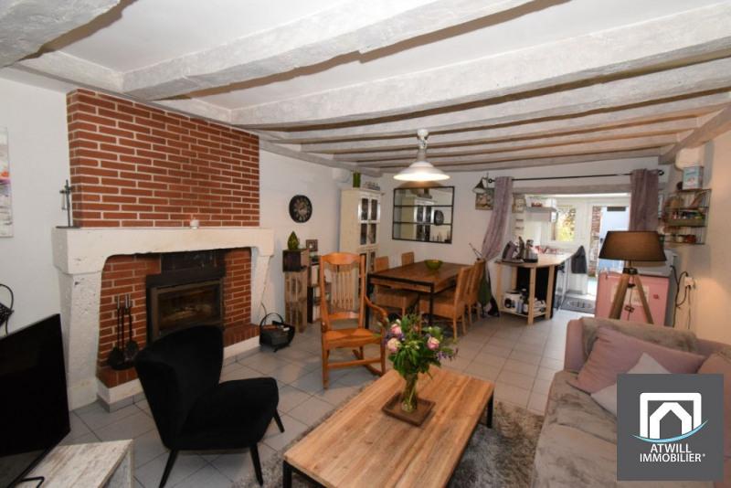 Rental house / villa Blois 507€ CC - Picture 2