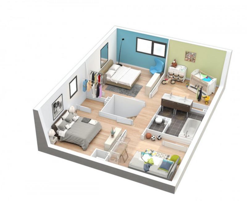 Venta  casa Pers-jussy 420000€ - Fotografía 3