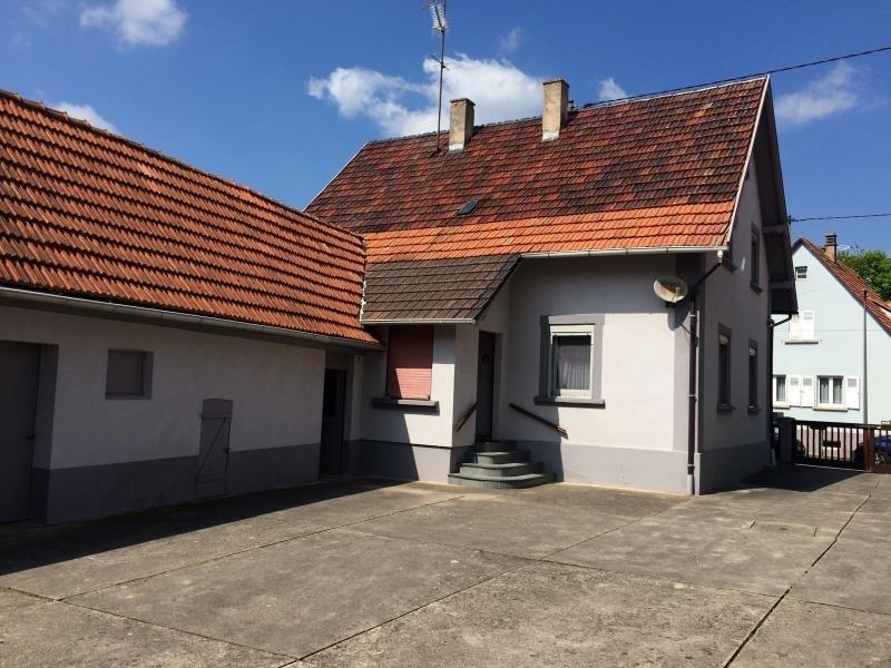 Vente maison / villa Lauterbourg 187000€ - Photo 1