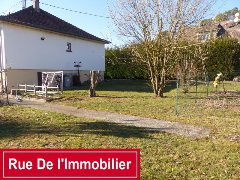 Vente maison / villa Wingen-sur-moder 189500€ - Photo 1