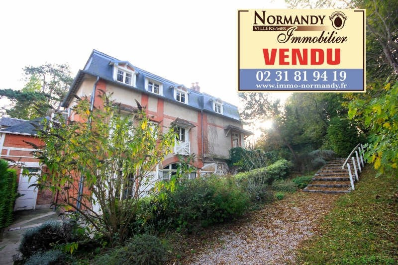 Vente maison / villa Villers sur mer 498000€ - Photo 1