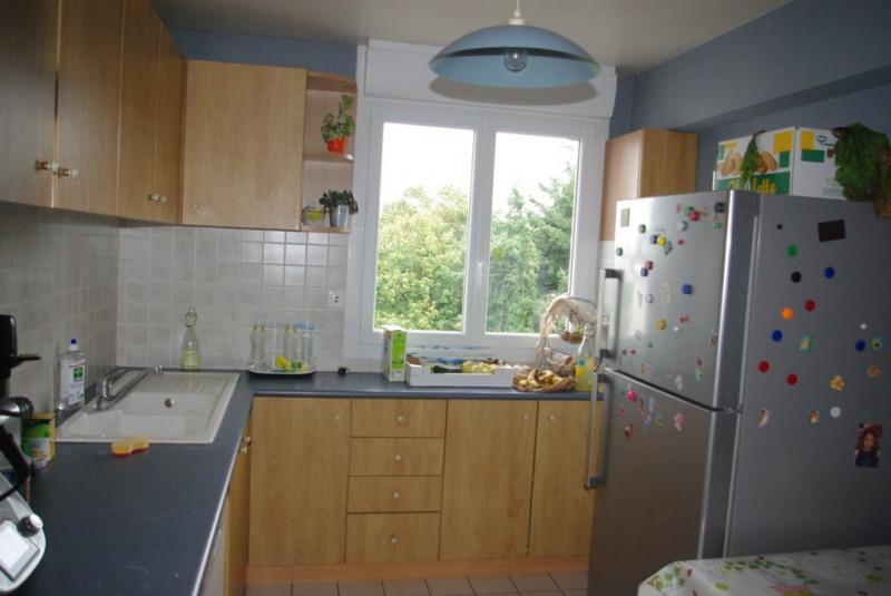Sale apartment Quimper 125600€ - Picture 8