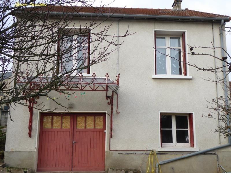 Vente maison / villa Nevers 90000€ - Photo 1