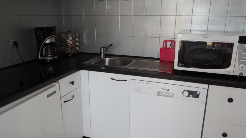 Location vacances appartement Cavalaire sur mer 550€ - Photo 9
