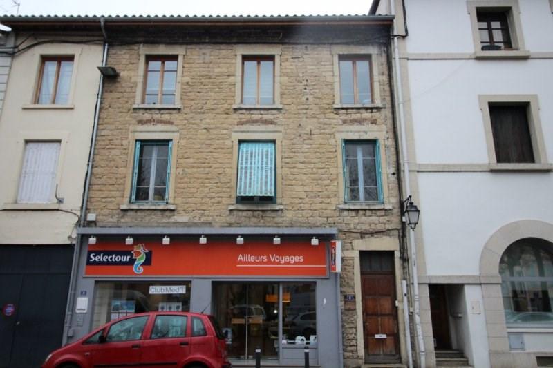 Vente immeuble La tour du pin 214000€ - Photo 1