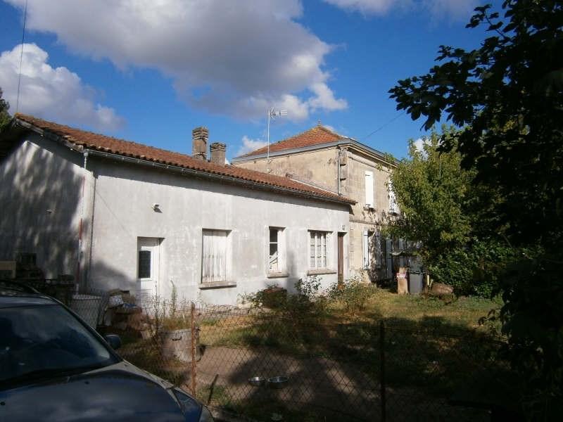 Sale house / villa St andre de cubzac 148500€ - Picture 1