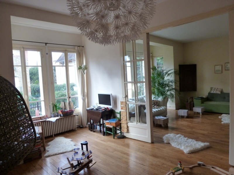 Rental house / villa Maisons-laffitte 4 500€ CC - Picture 2