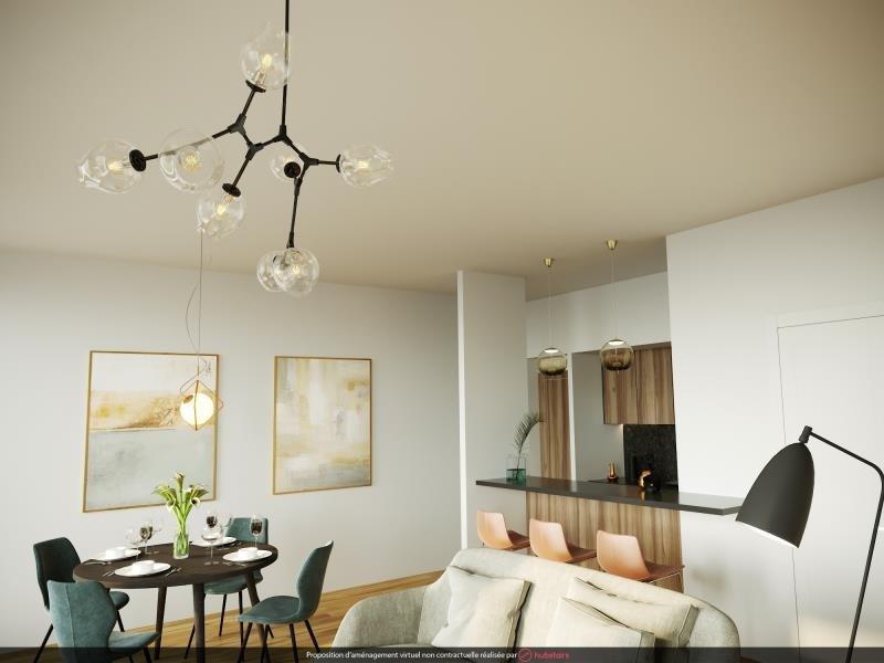 Vente appartement Bordeaux 277000€ - Photo 2
