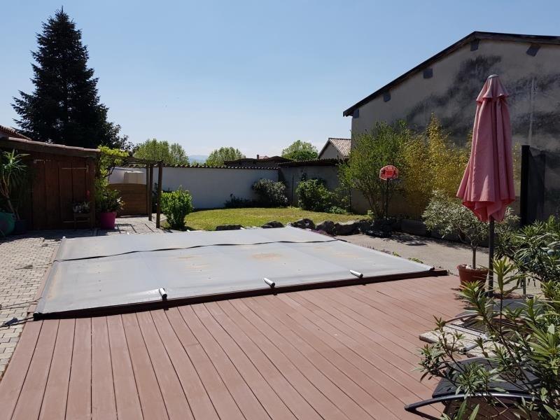 Sale house / villa St clair du rhone 357000€ - Picture 5