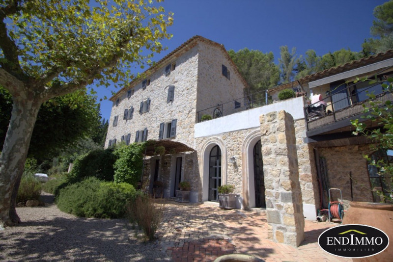 Deluxe sale house / villa Grasse 1680000€ - Picture 2