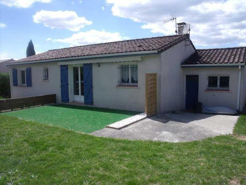 Location maison / villa Garidech 995€ CC - Photo 1