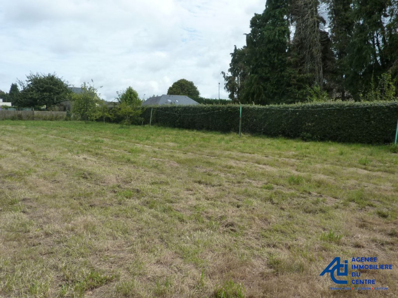 Sale site Saint gerand 53 000€ - Picture 1