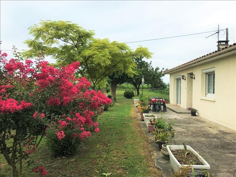 Vente maison / villa St emilion 265000€ - Photo 2