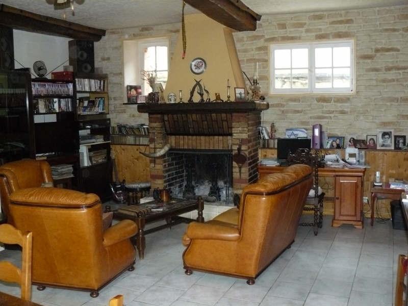Vente maison / villa Mont st sulpice 190000€ - Photo 4