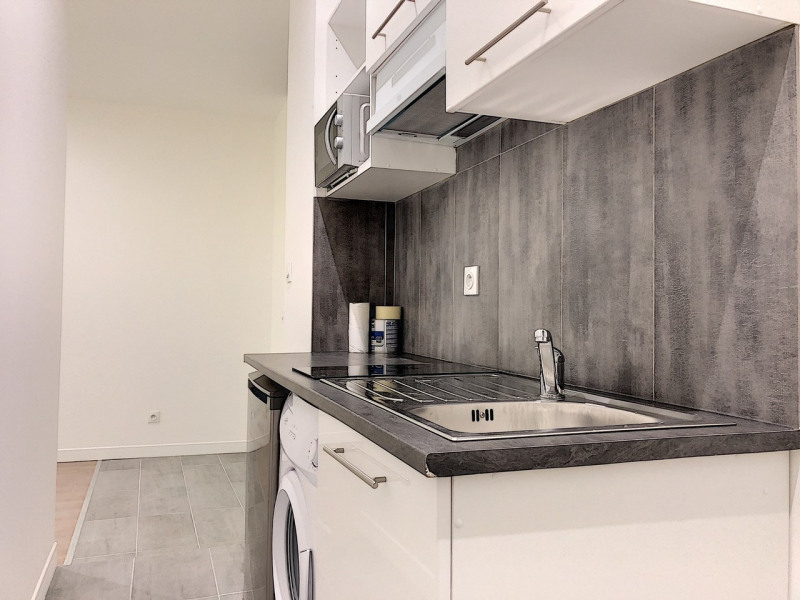 Location appartement Villeurbanne 580€ CC - Photo 2