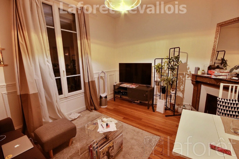 Vente appartement Levallois perret 430500€ - Photo 1