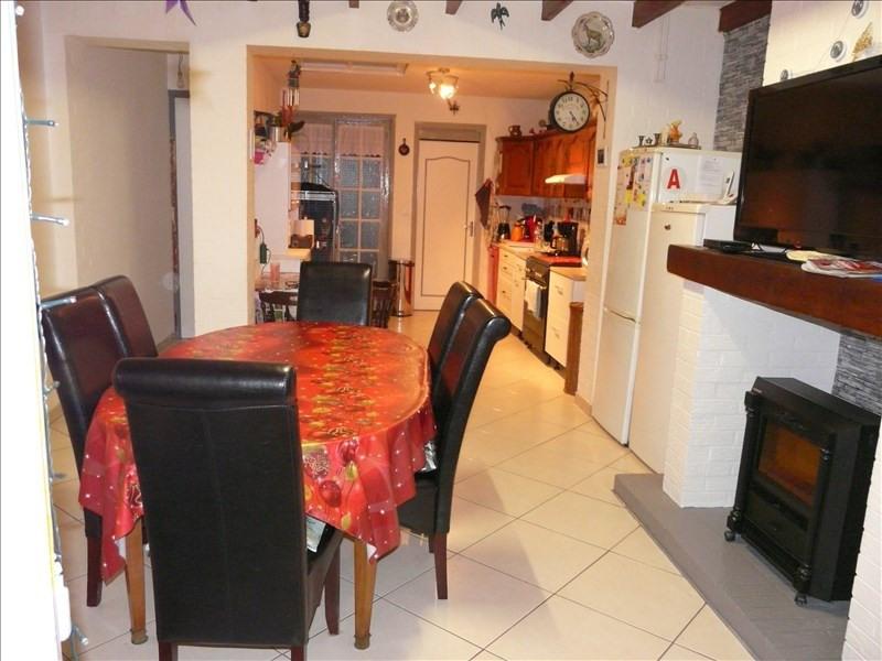 Sale house / villa Aire sur la lys 117500€ - Picture 2