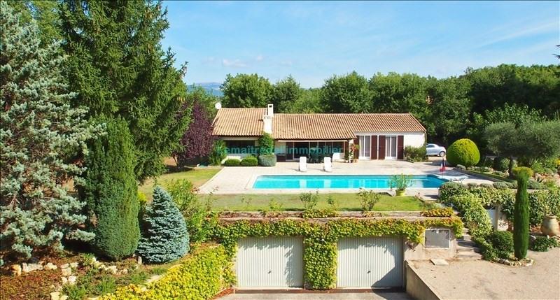 Vente maison / villa Saint cezaire sur siagne 537000€ - Photo 1