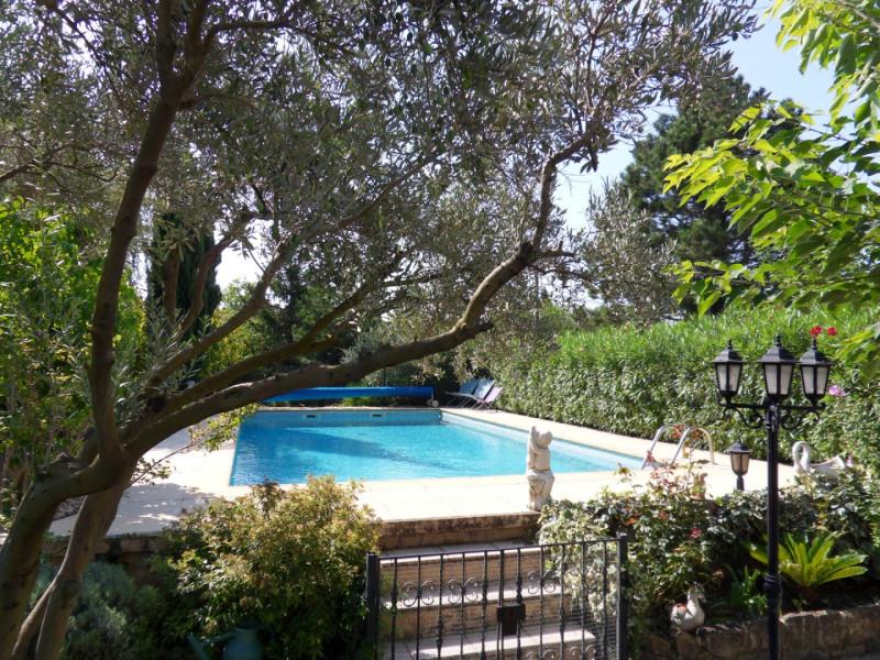 Vente maison / villa Entraigues sur la sorgue 352000€ - Photo 17