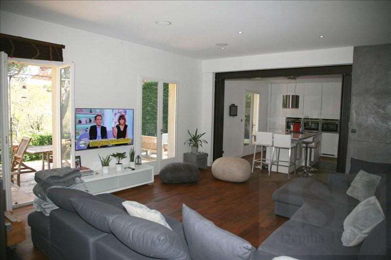 Deluxe sale house / villa Mallemort 645100€ - Picture 2