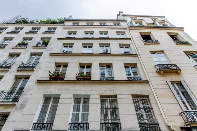 Sale apartment Paris 3ème 334000€ - Picture 1