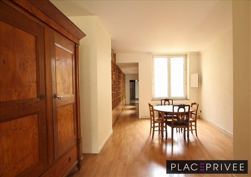 Sale apartment Nancy 292000€ - Picture 1