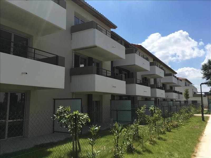 Rental apartment Aucamville 560€ CC - Picture 1