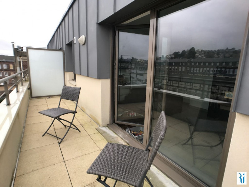 Location appartement Rouen 430€ CC - Photo 1