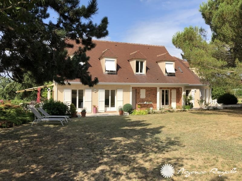Deluxe sale house / villa Chambourcy 1 265 000€ - Picture 2