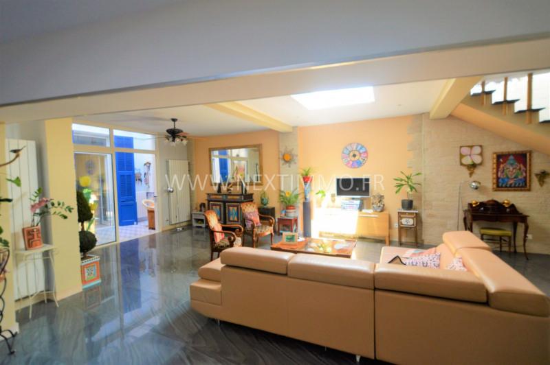 Revenda residencial de prestígio apartamento Menton 665000€ - Fotografia 3