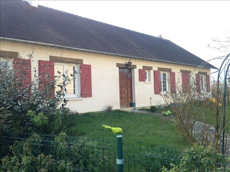 Sale house / villa Nanteuil les meaux 377000€ - Picture 4