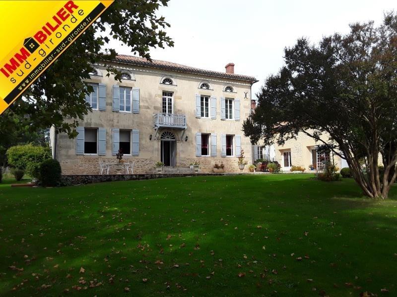 Venta de prestigio  casa Bazas 680600€ - Fotografía 1