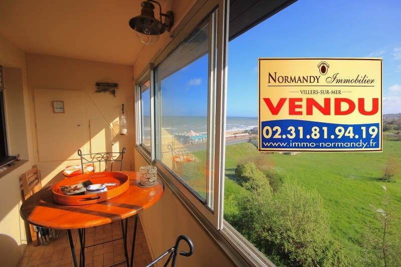 Vente appartement Villers sur mer 107 000€ - Photo 1
